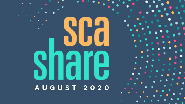 SCA Share: August 7, 2020