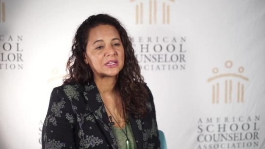 Desiré DeSoto: School Counselors' Role and Impact