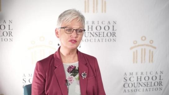 Jan Desmarais-Morse: School Counselors' Role and Impact