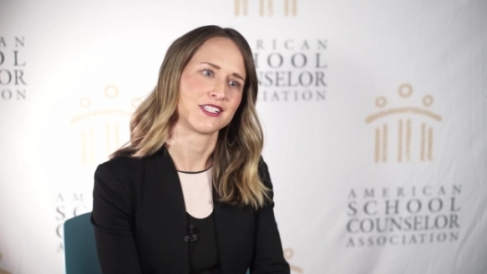 Sarah Kirk: School Counselors' Role and Impact