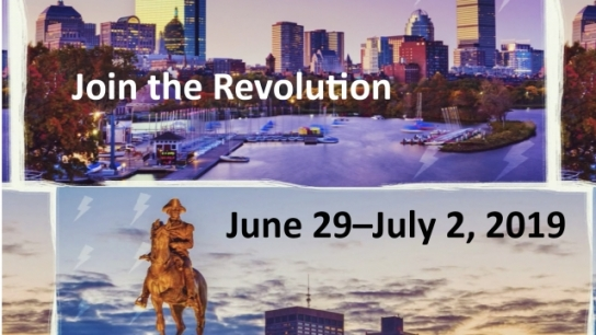 2019 Annual Conference: Revolutionary Ideas