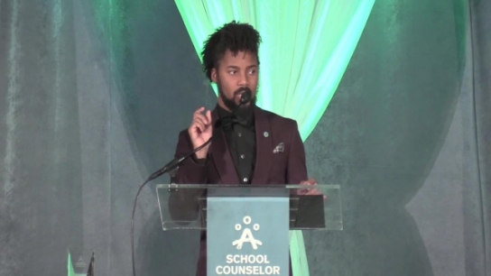 Brian Coleman School Counselor of the Year Speech