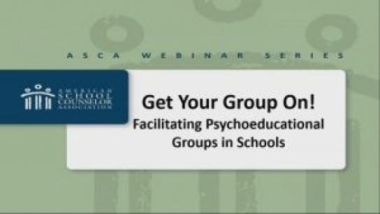 Psycho-educational Groups in Schools