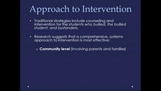 Improve School Culture, Prevent Bullying