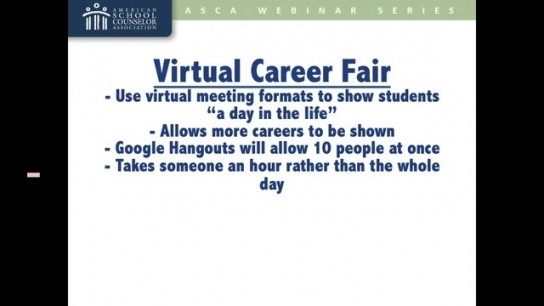 Virtual Career Lessons