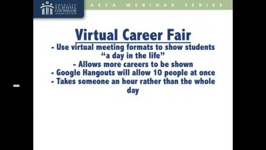 Virtual Career Lessons