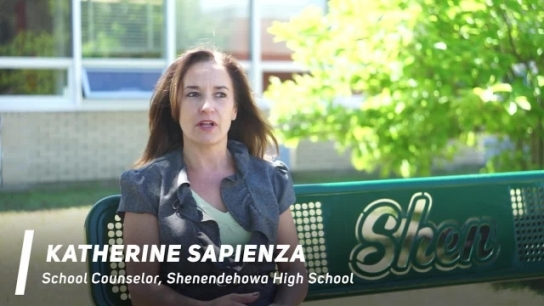 RAMP School of Distinction: Shenendehowa High School