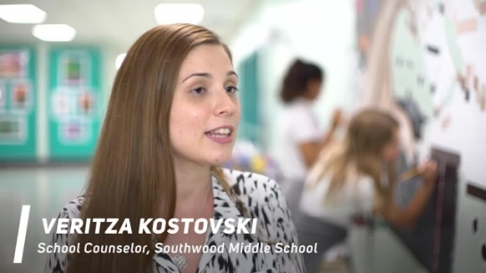 RAMP School of Distinction: Southwood Middle School