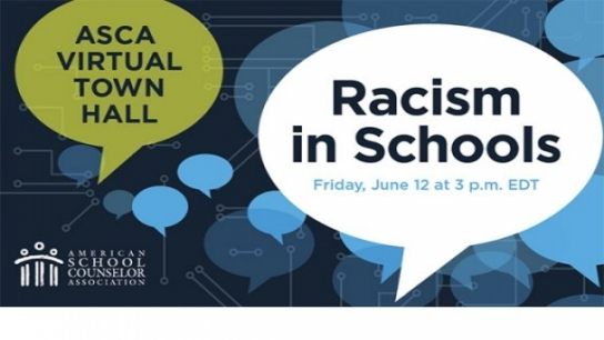 ASCA Town Hall: Racism in Schools