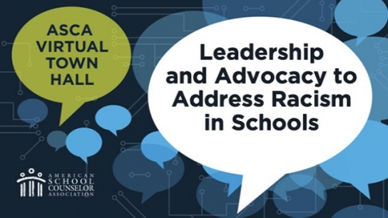 Town Hall: Leadership & Advocacy to Address Racism in Schools