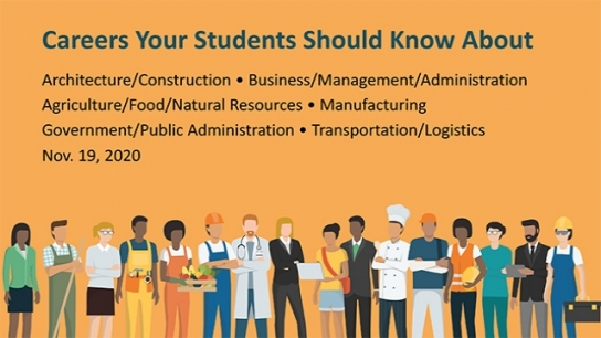 Careers Your Students Should Know About: Part 5