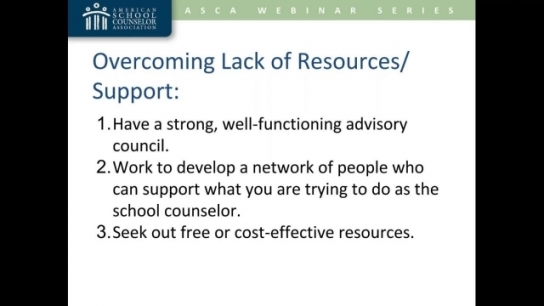 Top 10 Reasons to RAMP - ASCA
