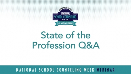 State of the Profession Q&A