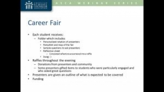 Career Readiness for Middle School