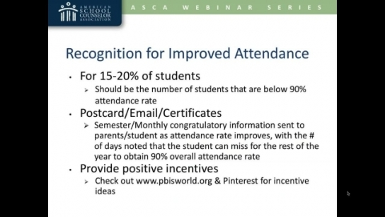 Increase Attendance Rates with PBIS Strategies